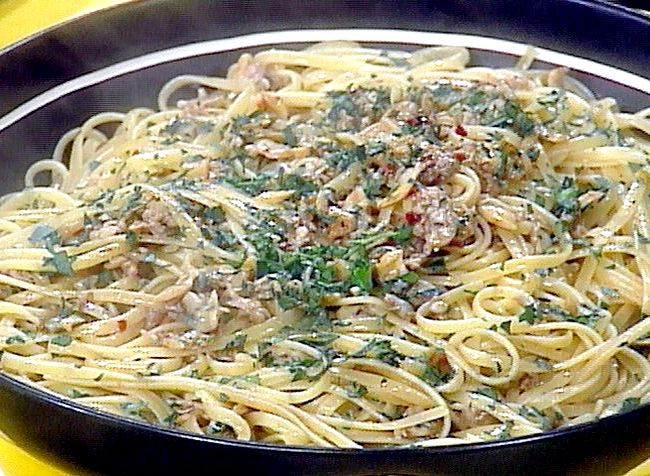 Spaghetti With Clam Sauce  Pasta with clam sauce recipe