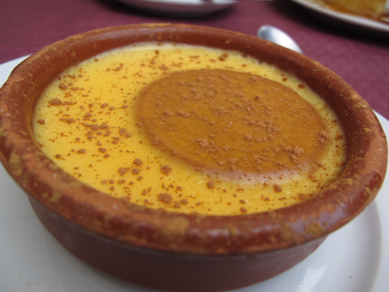 Spanish Custard Dessert  Spanish Natillas Recipe Healthy Dessert