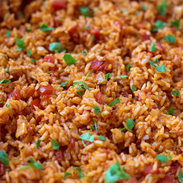 Spanish Fried Rice  Flavorful Spanish Rice Life Made Simple