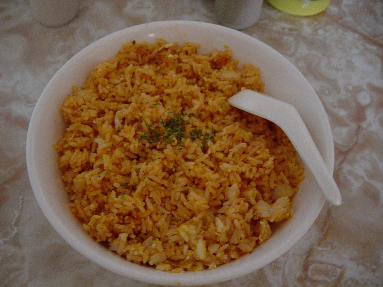 Spanish Fried Rice  2004 09 02 Spanish Fried Rice