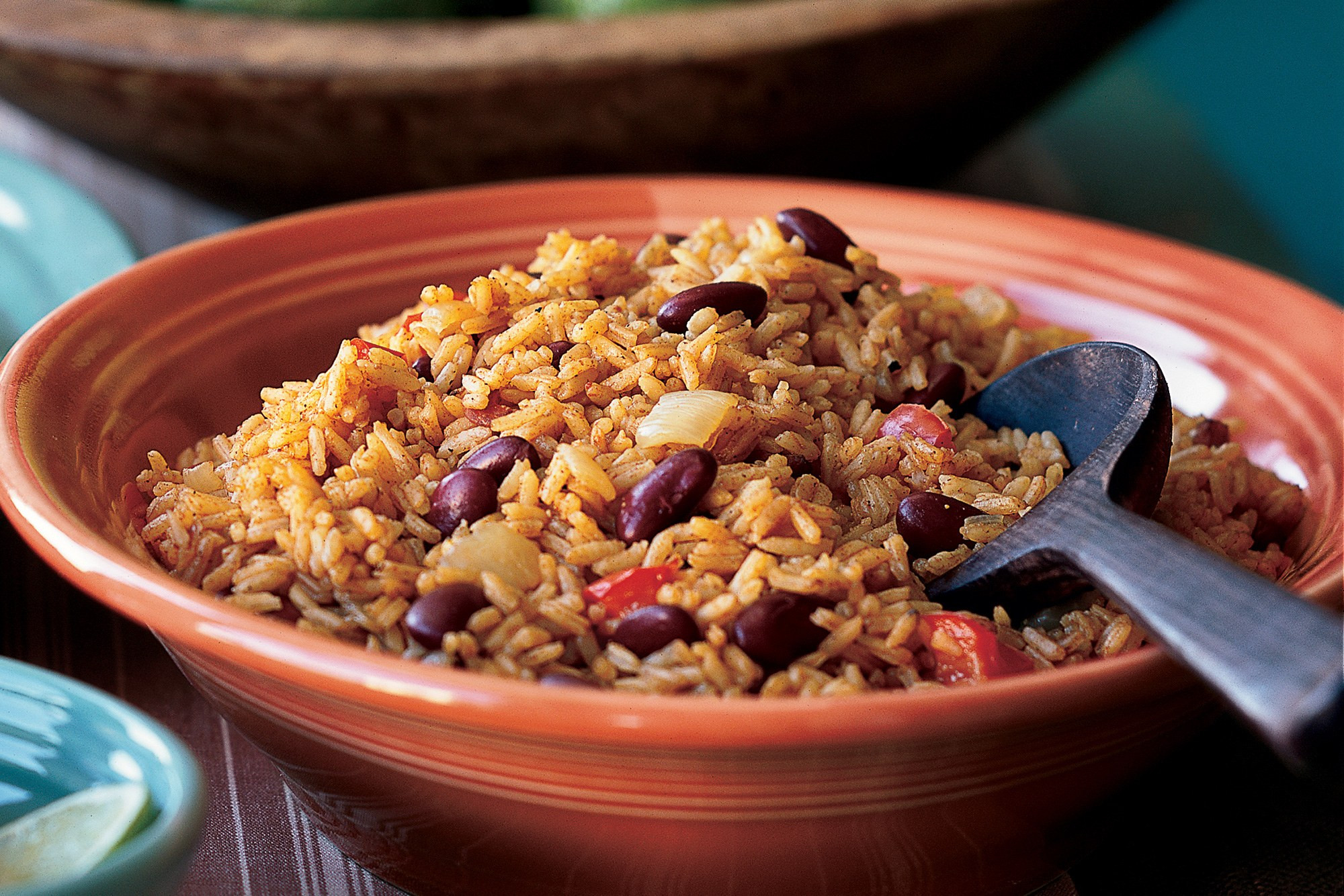 Spanish Rice And Beans Recipe  Red Beans and Rice recipe
