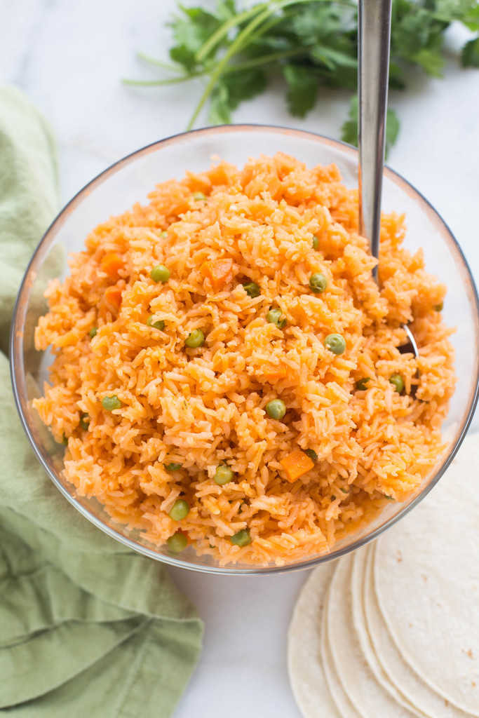 Spanish Rice Recipes  Authentic Mexican Rice Tastes Better From Scratch