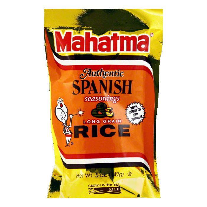 Spanish Rice Seasoning  Mahatma Rice Long Grain Spanish Seasonings