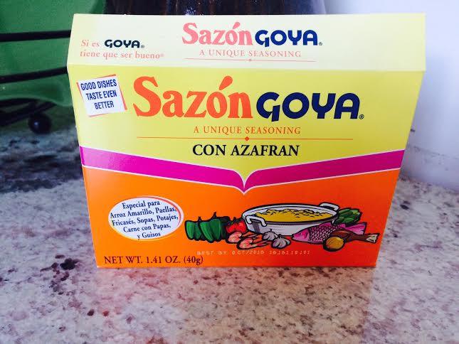 Spanish Rice Seasoning  spanish rice seasoning