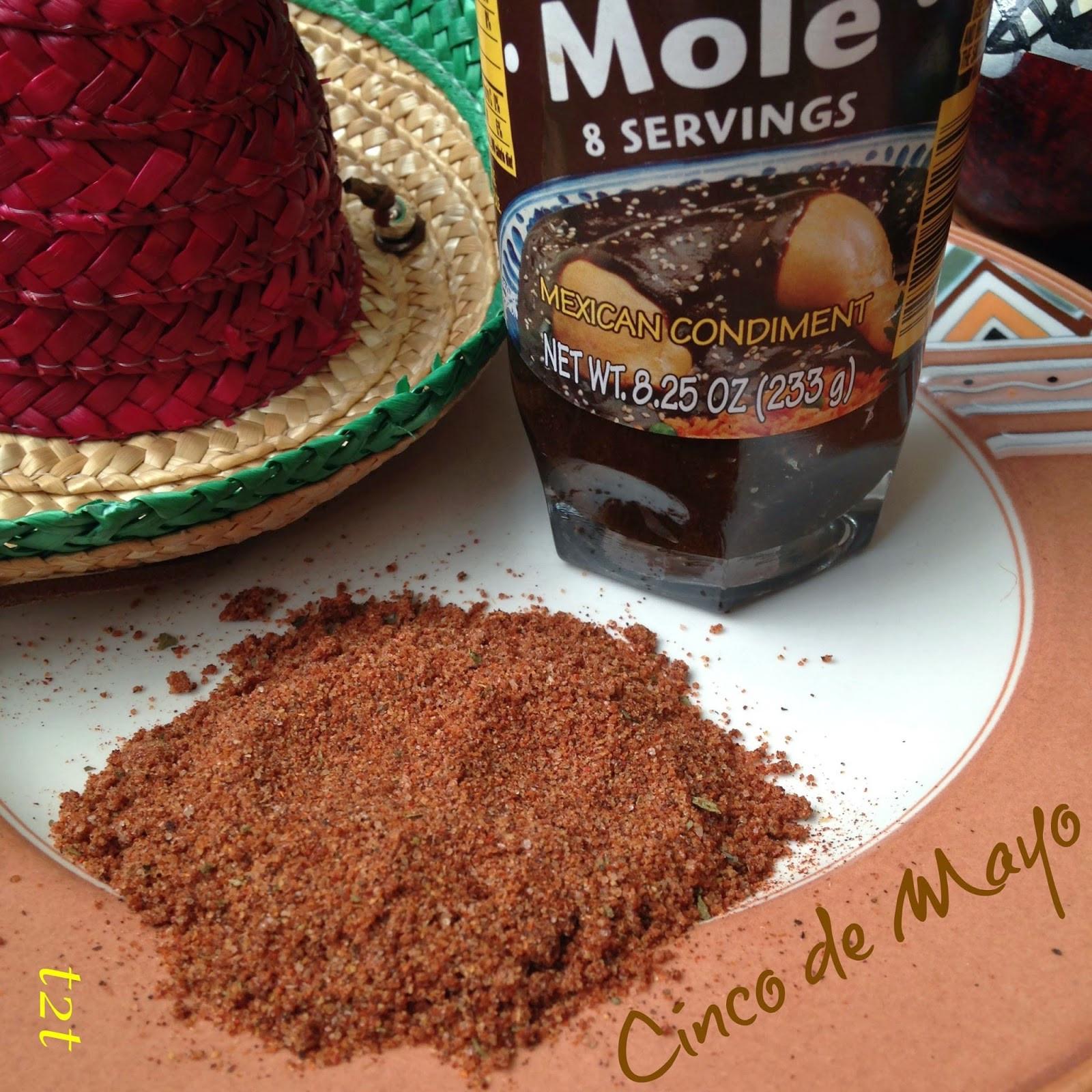 Spanish Rice Seasoning  Turnips 2 Tangerines Spanish Rice and Mexican Seasoning Blend
