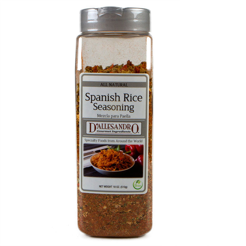 Spanish Rice Seasoning  Spanish Rice Blend