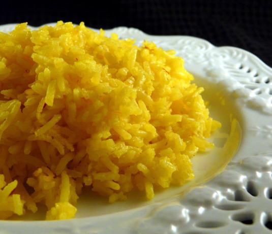 Spanish Yellow Rice Recipe  Spanish Yellow Rice Recipe Food