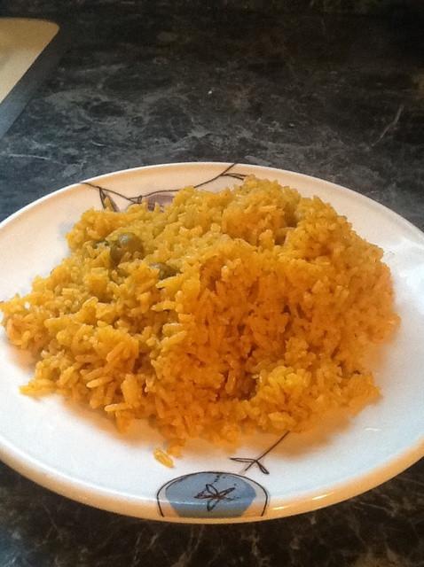 Spanish Yellow Rice Recipe  How to Make Spanish Yellow Rice Recipe Snapguide