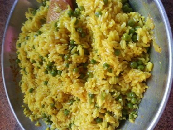Spanish Yellow Rice Recipe  Easy Spanish Yellow Rice Recipe Genius Kitchen