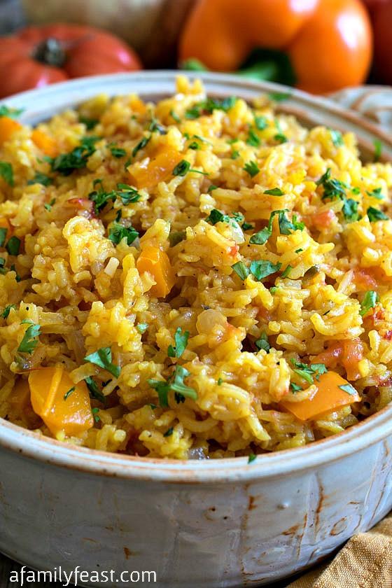 Spanish Yellow Rice Recipe  Spanish Rice A Family Feast