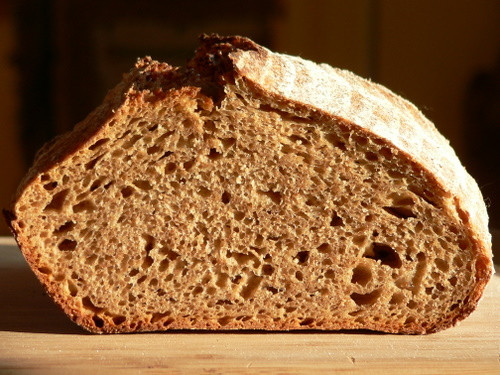 Spelt Bread Recipe  Whole Spelt Sourdough Bread