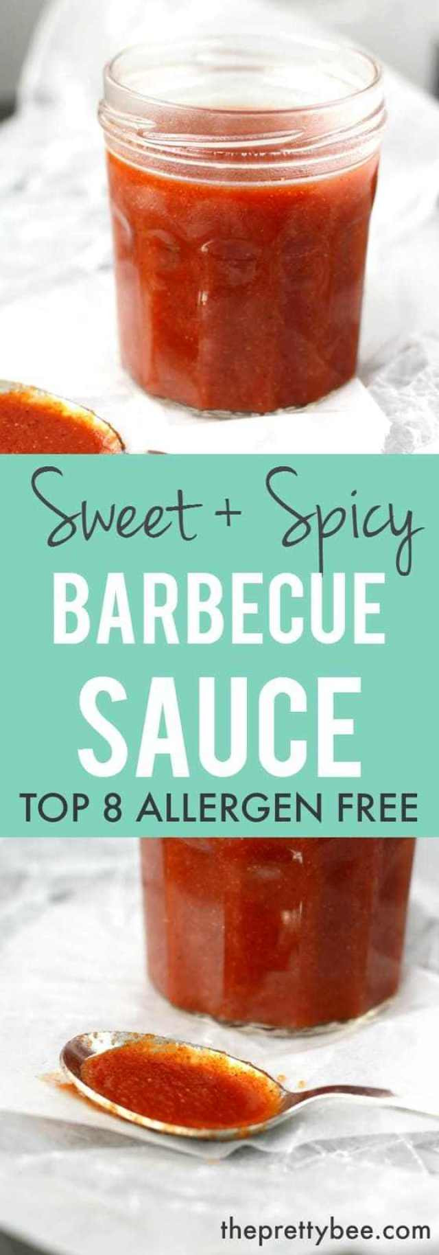 Spicy Bbq Sauce  easy sweet and spicy bbq sauce