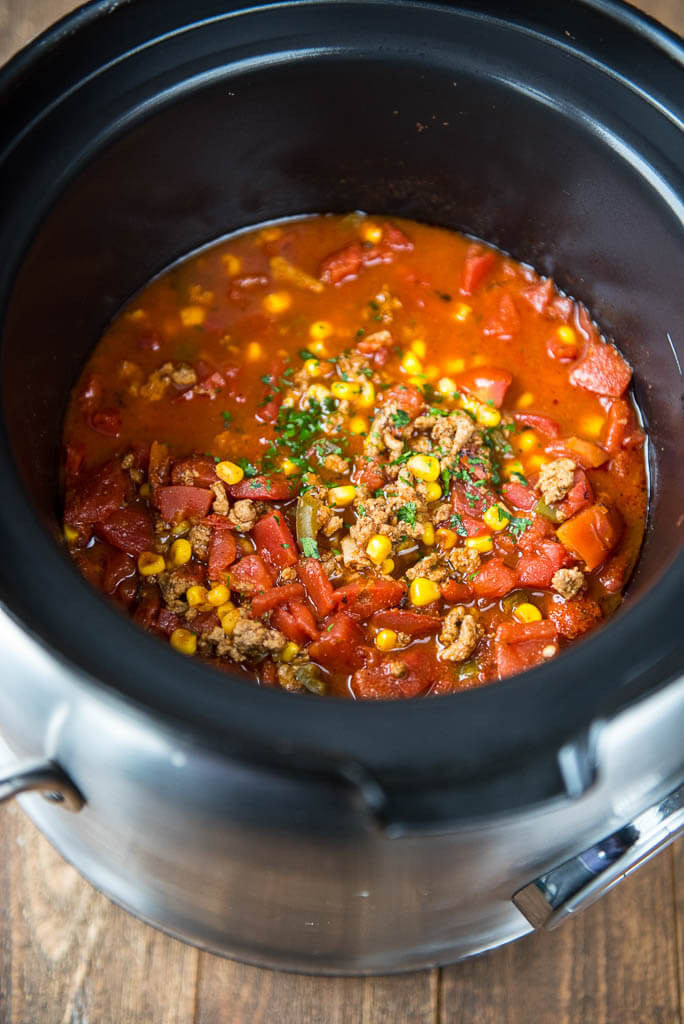 Spicy Turkey Chili Recipe  Slow Cooker Spicy Turkey Chili Slow Cooker Gourmet