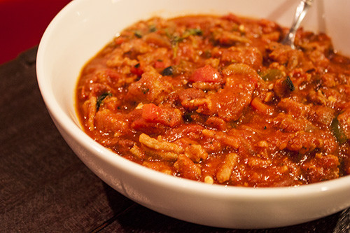Spicy Turkey Chili Recipe  Low fat t plan for liver t pills turkey chili