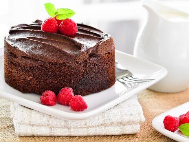 Splenda Dessert Recipes  Splenda Chocolate Cake Recipe