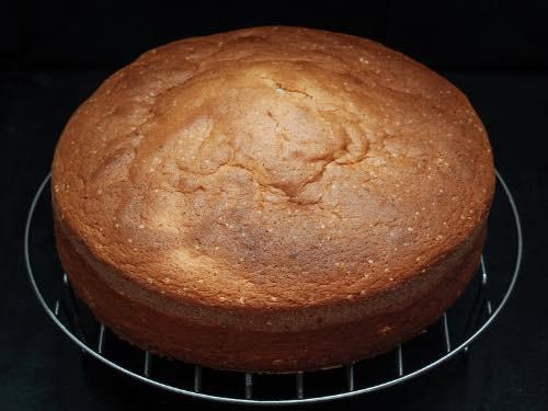 Sponge Cake Recipe From Scratch  Easy Sponge Cake Recipe for Beginners