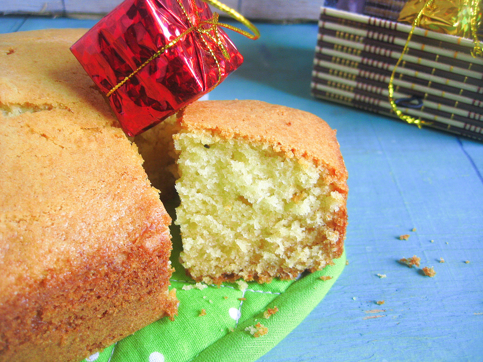 Sponge Cake Recipe From Scratch  madhuri s kitchen Easy vanilla cake recipe from scratch