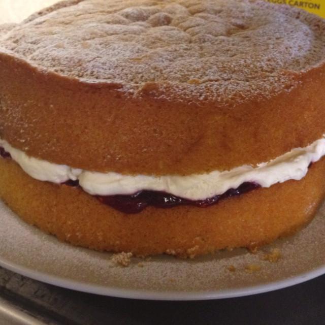 Sponge Cake Recipe From Scratch  Cake Recipe Sponge Cake Recipe From Scratch