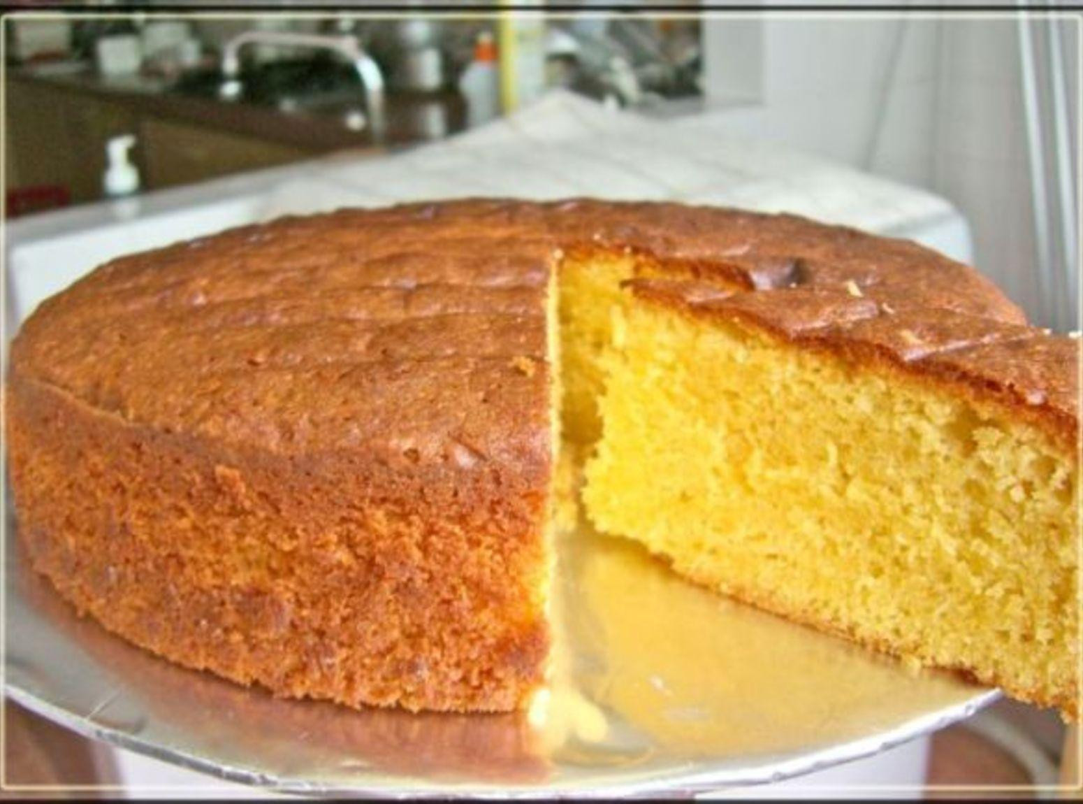 Sponge Cake Recipe  Cake Boss Sponge Cake Recipe