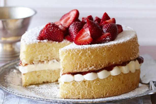 Sponge Cake Recipe  Foolproof Sponge Recipe Taste