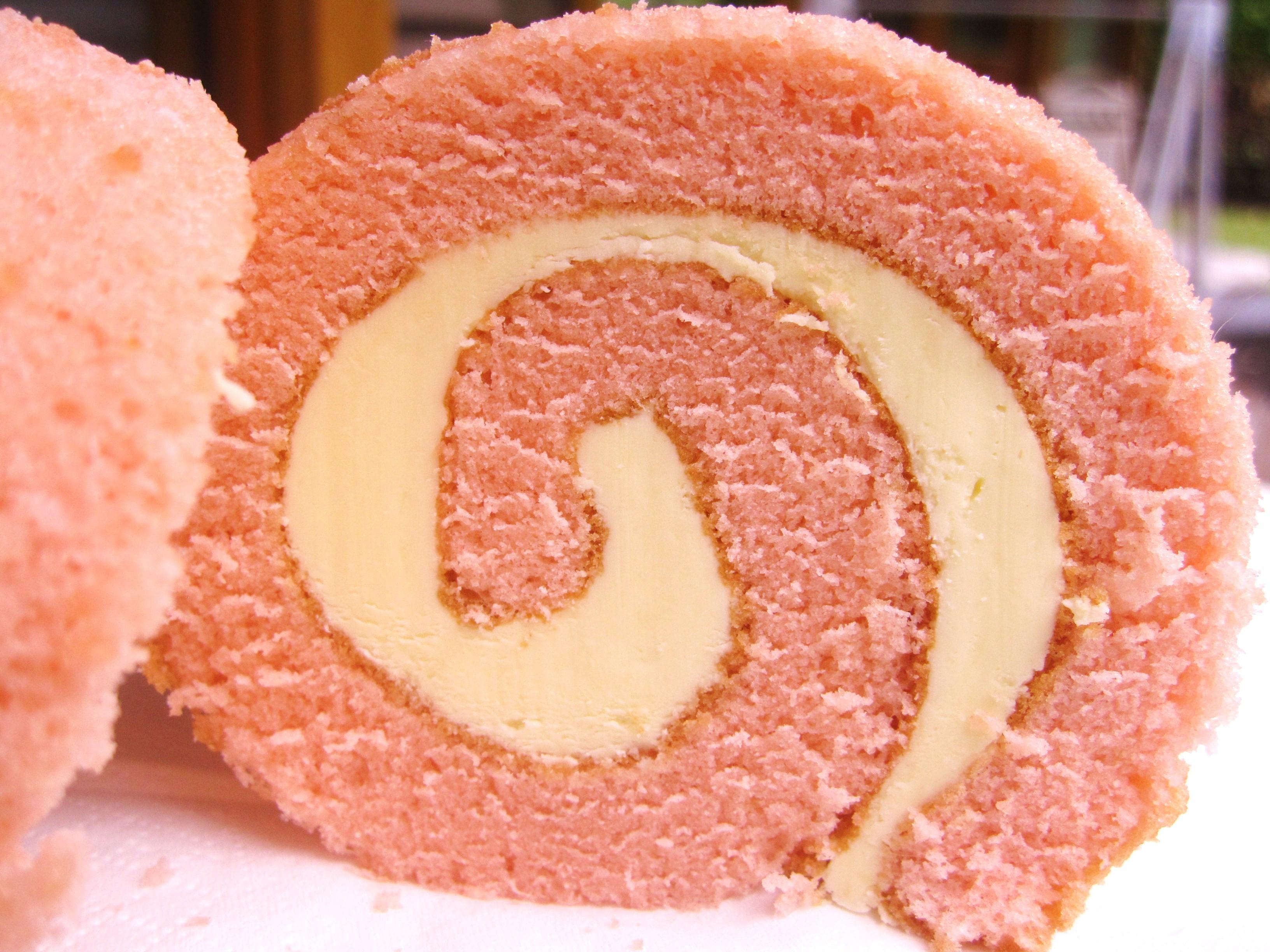 Sponge Cake Roll  sponge cake recipe
