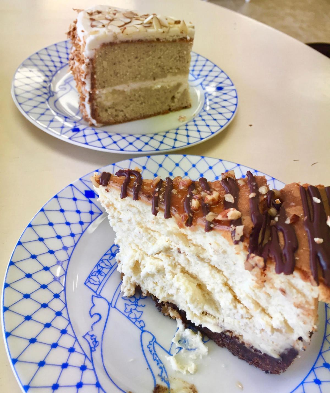 Spoon Dessert Cafe  Spoon Dessert Cafe is a quaint spot for tea coffee