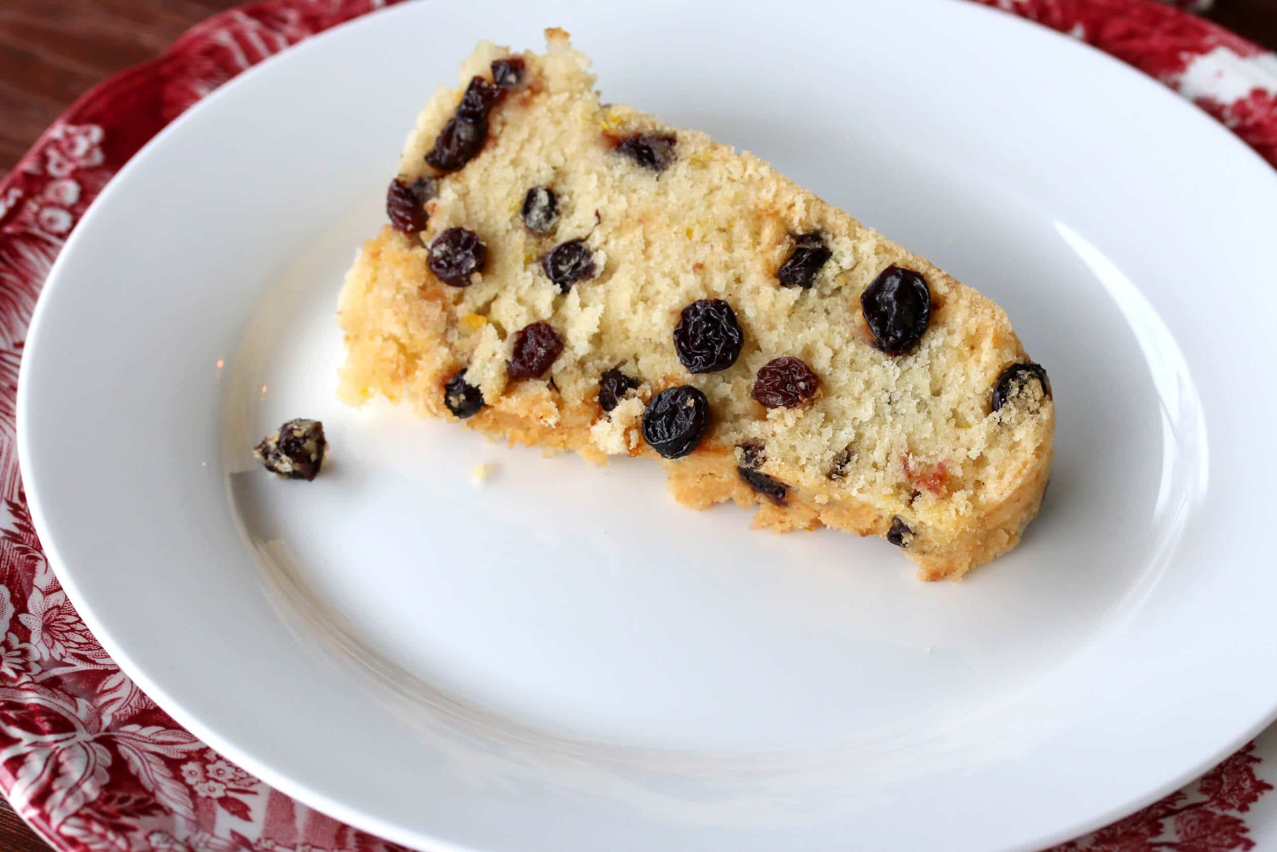 Spotted Dick Dessert  Traditional Spotted Dick English Steamed Currant Pudding
