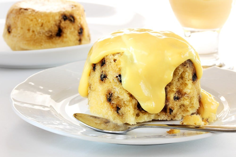 Spotted Dick Dessert  Instant Pot Spotted Dick Sponge Pudding • Recipe This