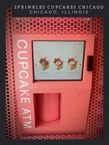 Sprinkles Cupcakes Chicago  Sprinkles Cupcakes Chicago Reviews Chicago Illinois