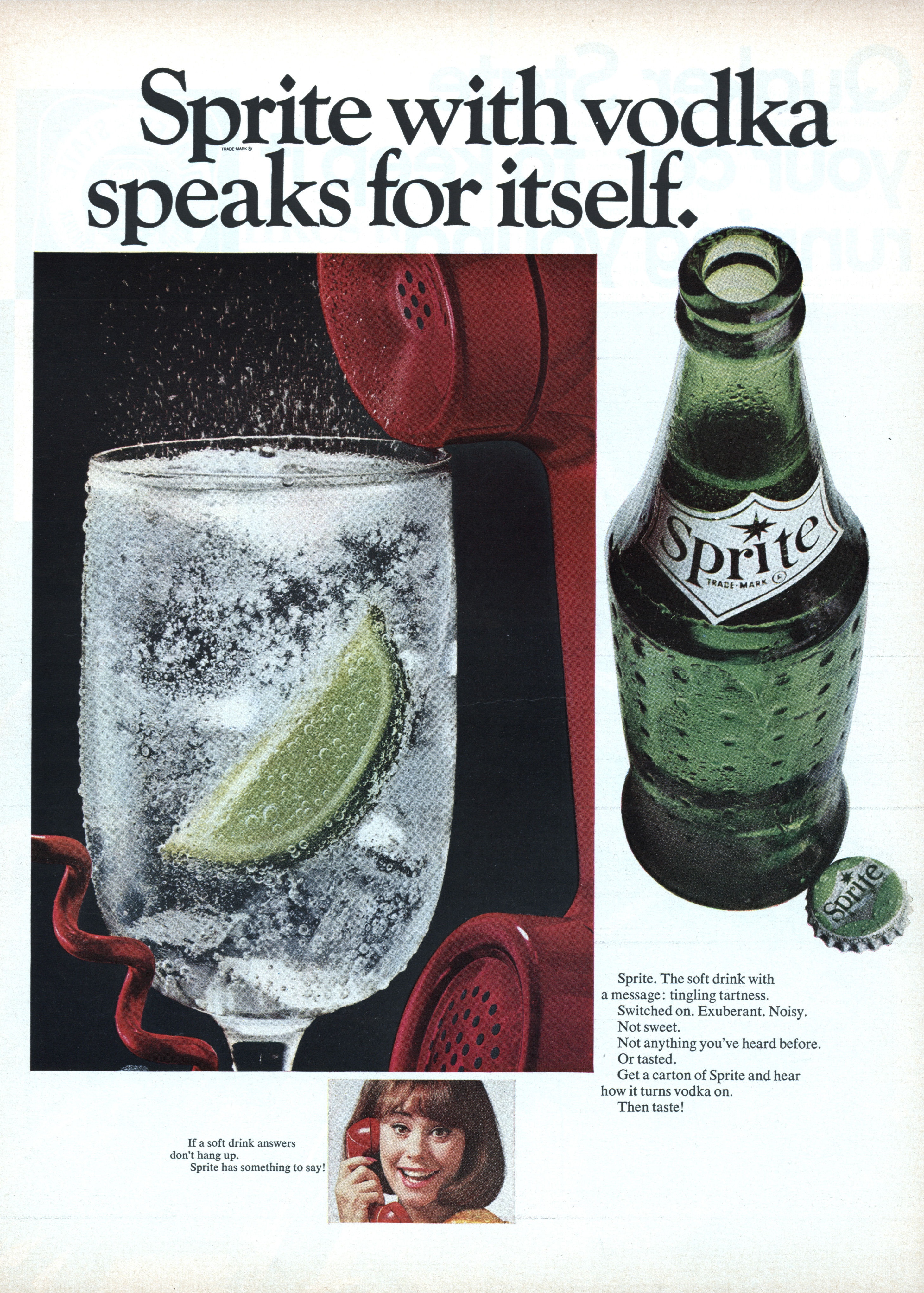 Sprite And Vodka Drinks  Related Keywords & Suggestions for old sprite ads