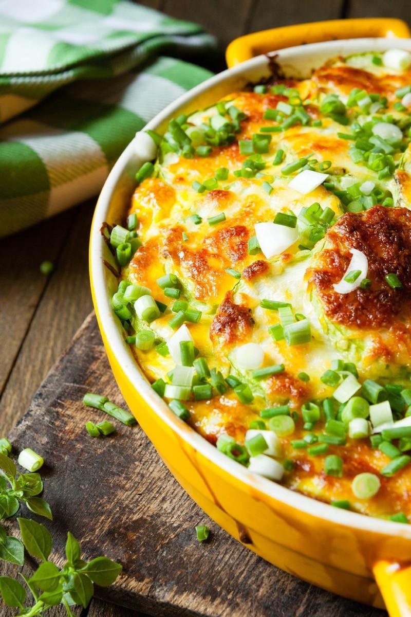 Squash Casserole Recipe  weight watchers squash casserole recipe