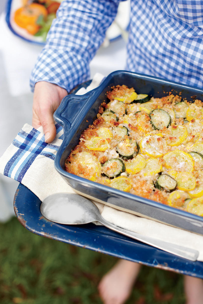 Squash Casserole Southern Living  Old School Squash Casserole Recipe Southern Living