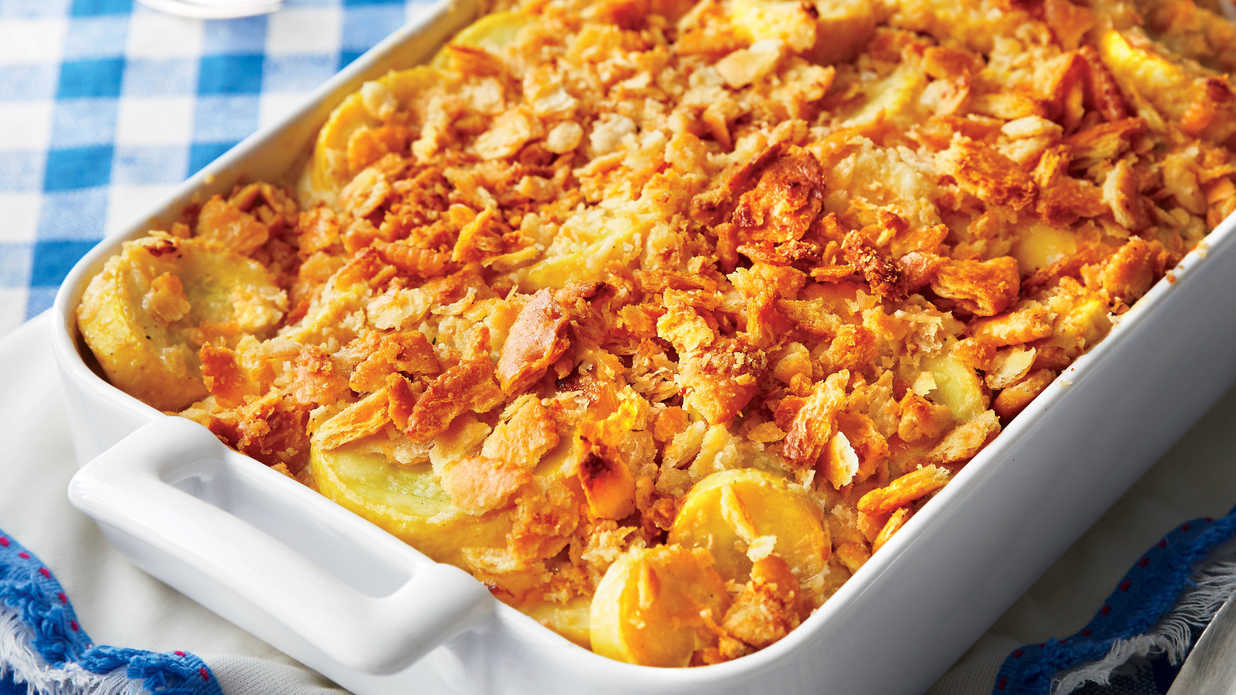 Squash Casserole Southern Living  The Best Squash Casserole Story You'll Hear All Day