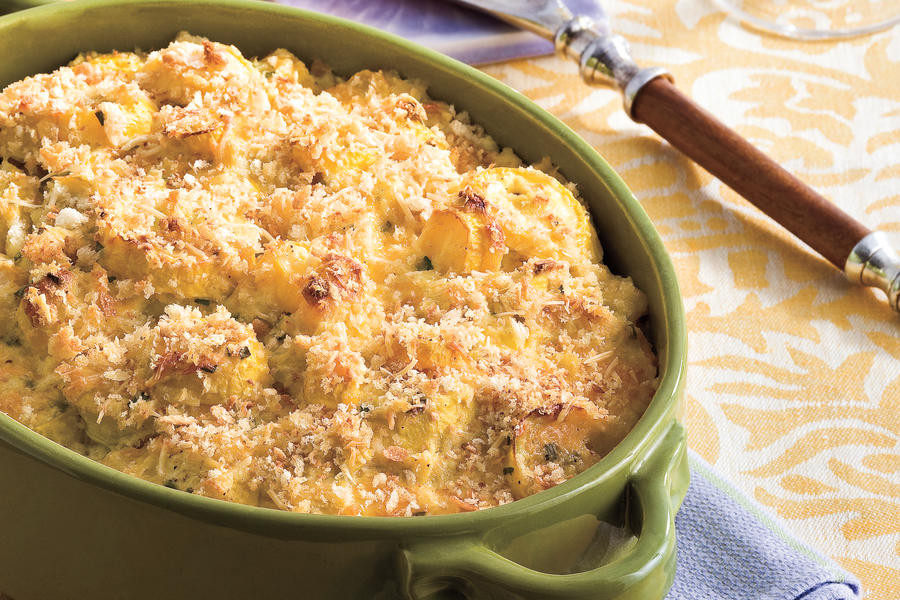 Squash Casserole Southern Living  Two Cheese Squash Casserole 102 Best Thanksgiving Side