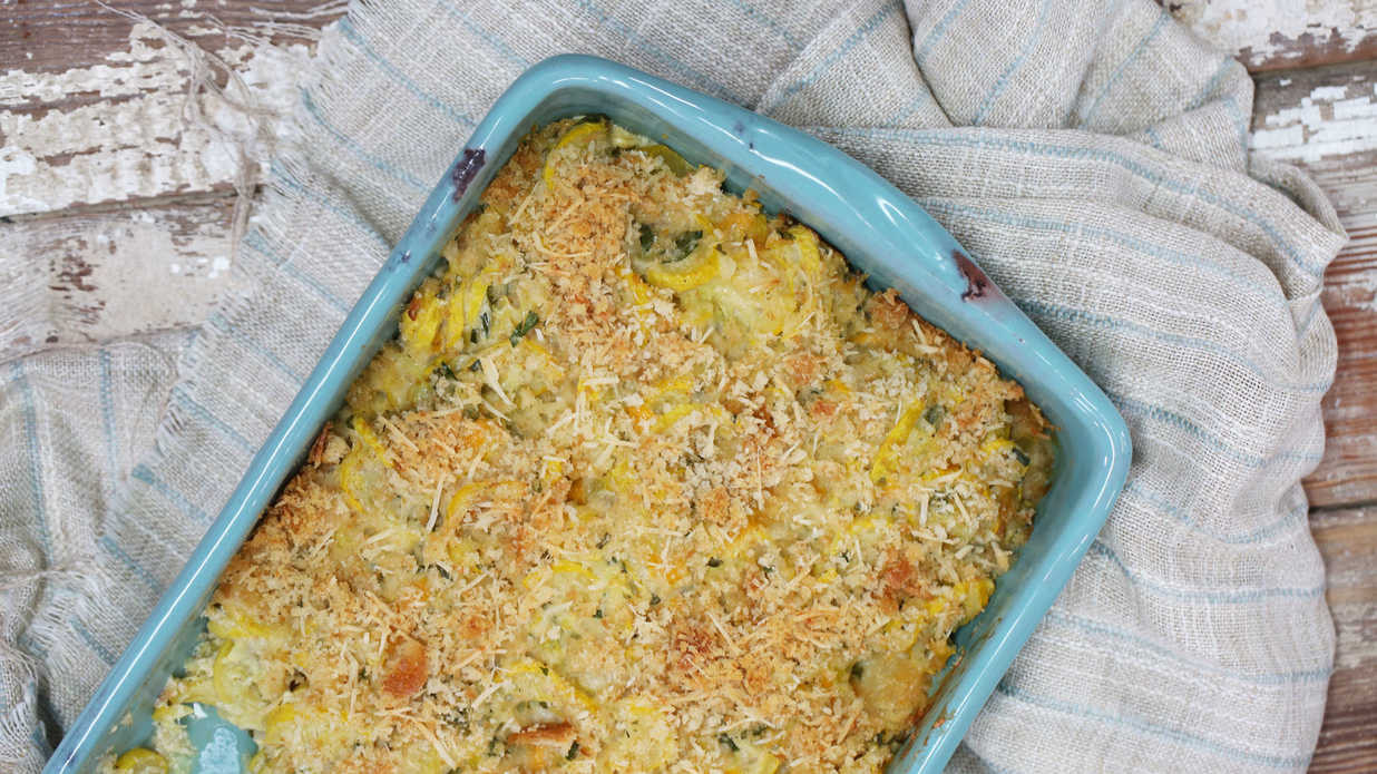 Squash Casserole Southern Living  Two Cheese Squash Casserole Southern Living