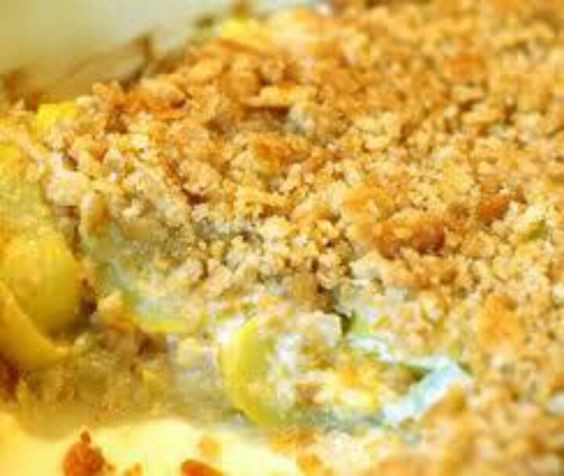 Squash Casserole With Cream Of Chicken Soup  Pinterest • The world's catalog of ideas