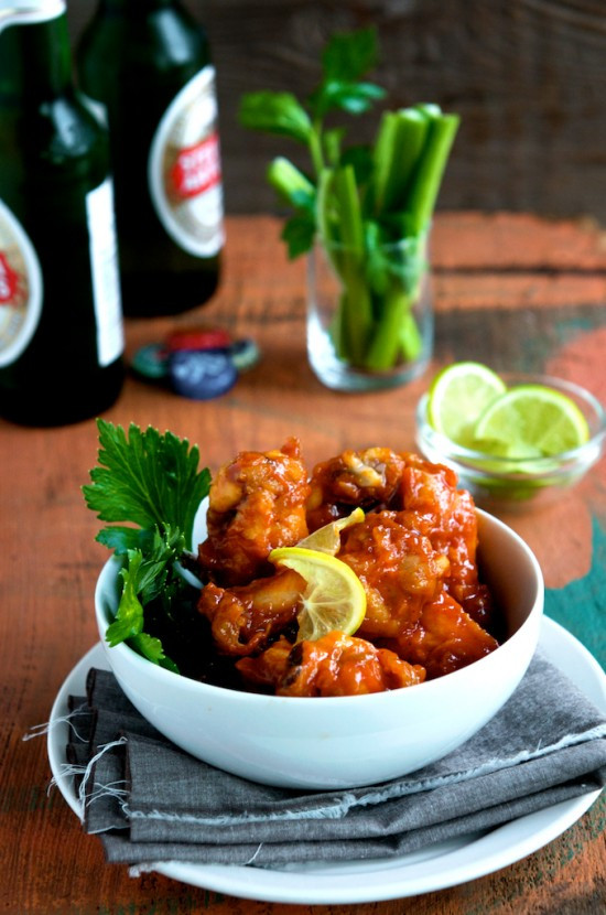 Sriracha Chicken Wings  Sriracha Chicken Wings Recipe