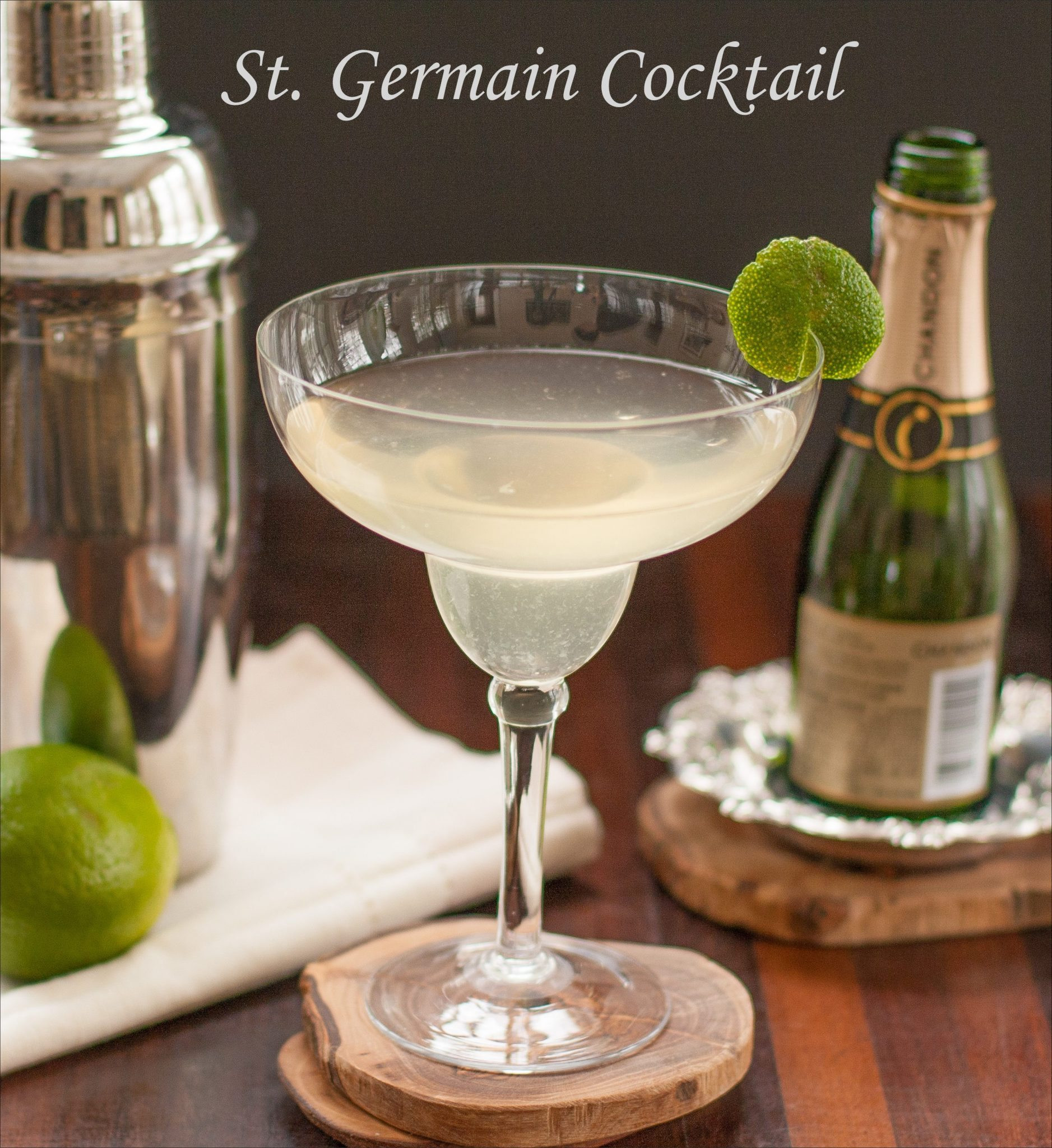 St Germain Cocktails  St Germain Cocktail A Healthy Life For Me