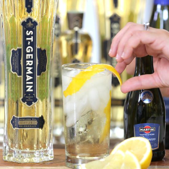 St Germain Cocktails  St Germain Cocktail Recipe Video