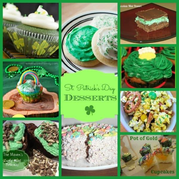 St Patrick'S Day Dessert Ideas  10 St Patrick s Day Desserts Simply Stacie
