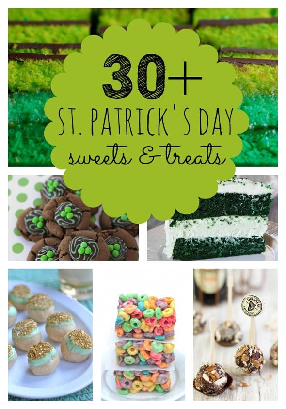 St Patrick'S Day Dessert Ideas  35 St Patrick s Day Dessert Ideas Pretty My Party