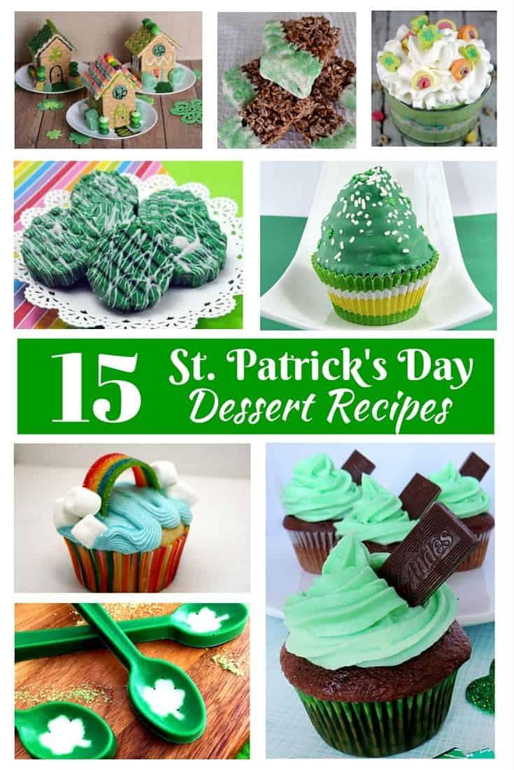 St Patrick'S Day Dessert Ideas  15 St Patrick s Day Dessert Recipes