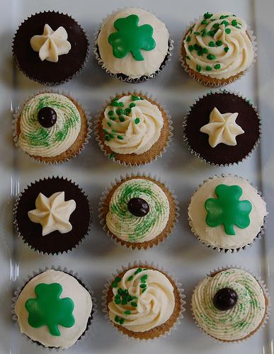 St Patricks Day Cupcakes  St Patrick s Day Cupcakes