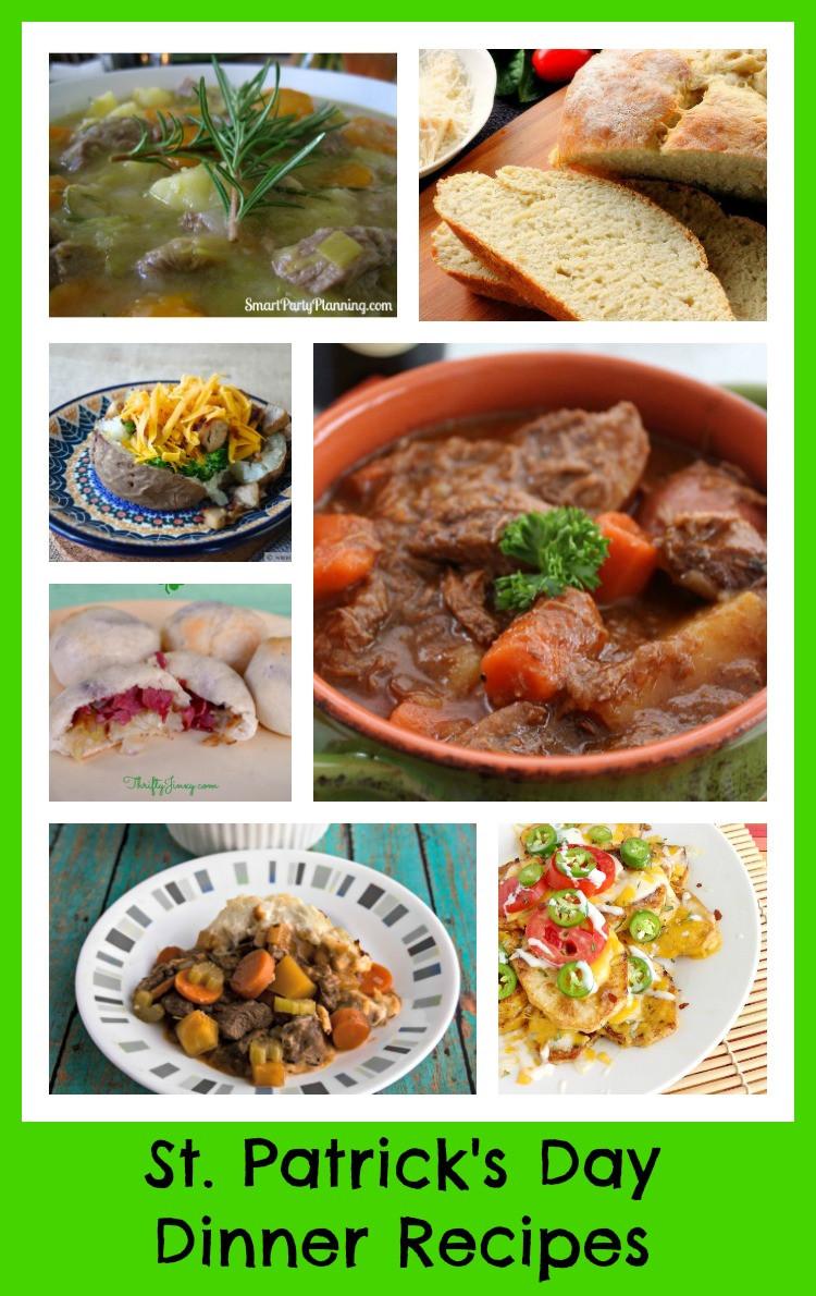 St Patricks Day Dinner  Delicious St Patrick s Day Dinner Recipes