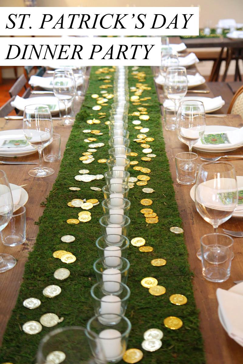 St Patricks Day Dinner  Host the Ultimate St Patrick s Day Dinner Party