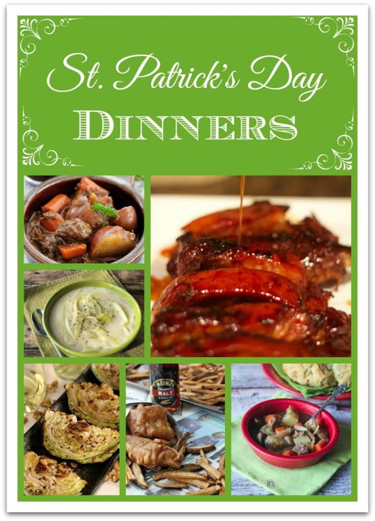 St Patricks Day Dinner  18 Delicious St Patrick s Day Dinner Recipes Food Fun