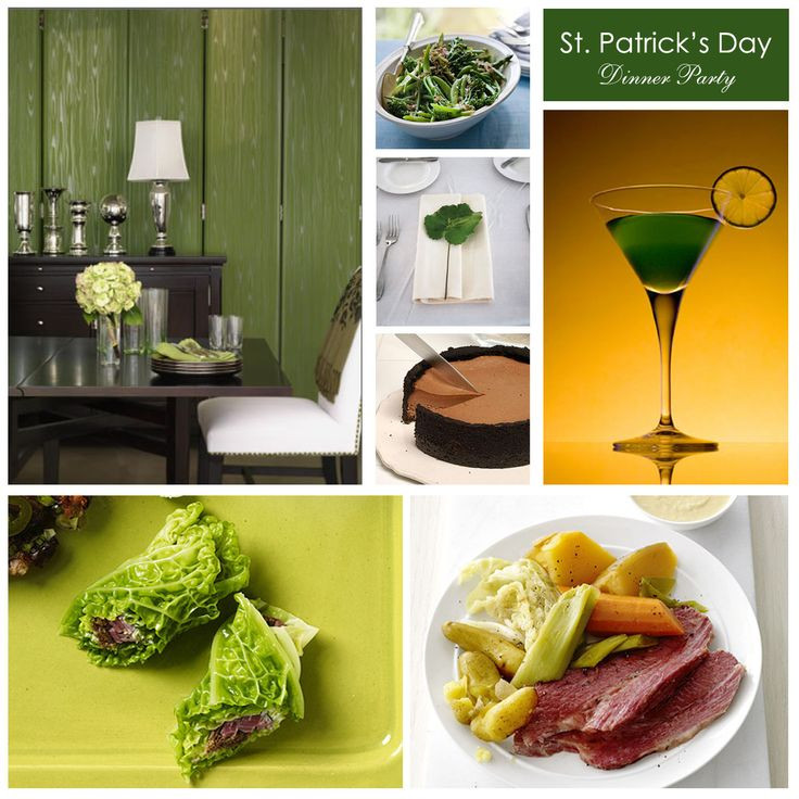 St Patricks Day Dinner  17 Best images about St Patrick s Day on Pinterest