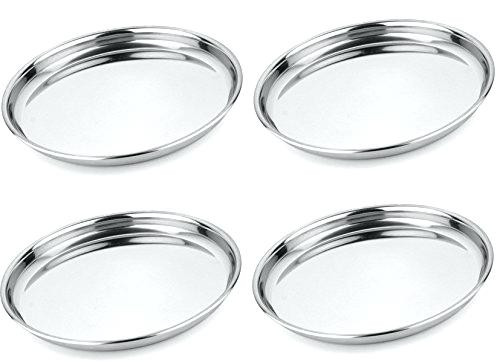Stainless Steel Dinner Plates  Stainless Steel Dinner Plates Factory Wholesale Stainless