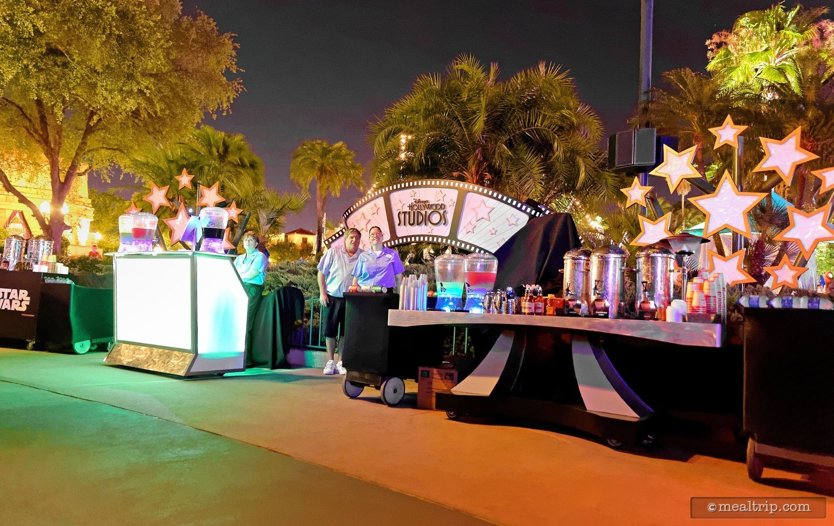 Star Wars Galactic Dessert Party  Holiday Additions ing To Disney s Hollywood Studios