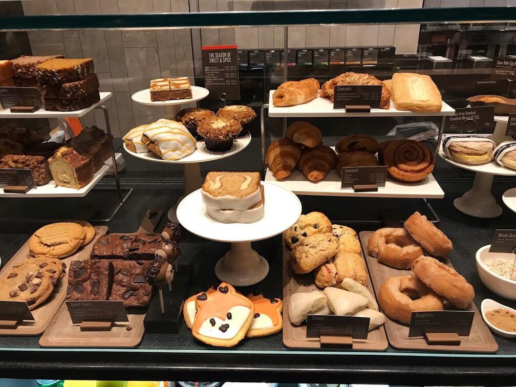 Starbucks Dessert Menu  This Home Life – Personal Blog Vlog DIY Food Home